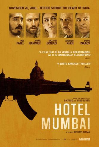 CINEMA : «Hotel Mumbai» de Anthony Maras