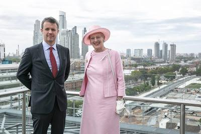 La reine et le président... en campagne [Actu]