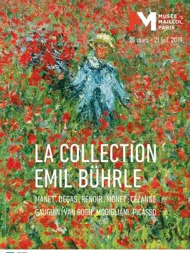 LA COLLECTION EMIL BÜHRLE  au musée Maillol