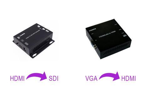 Deux mini convertisseurs très pratiques chez e-Boxx