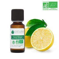 gestes écoresponsables dans la cuisine huile essentielle citron bio - blog déco - clem around the corner