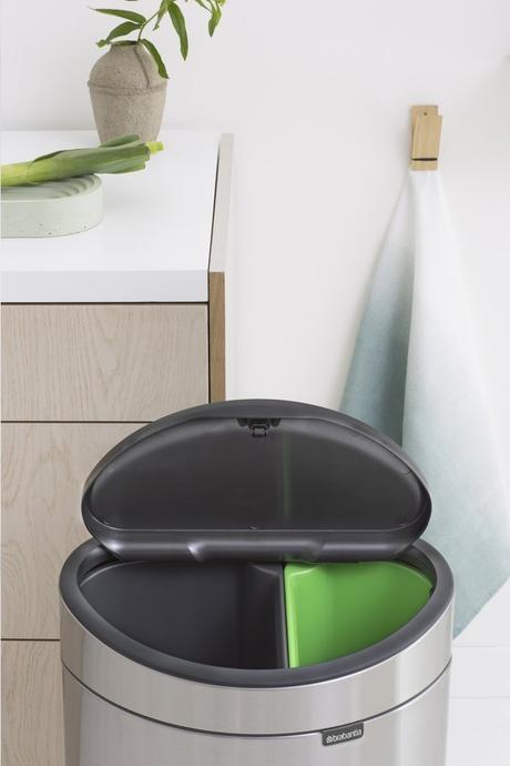 cuisine eco-friendly poubelle recyclage tri sélectif - blog déco - clem around the corner