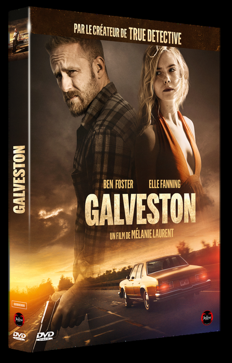 GALVESTON (Concours) 2 DVD + 1 Blu-ray à gagner