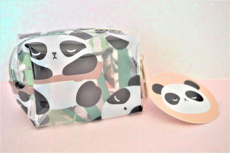 Invasion de pandas dans la Crazy Kawaii Box