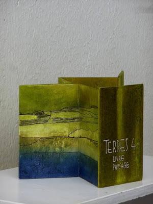 Terres 4 : livre paysage...
