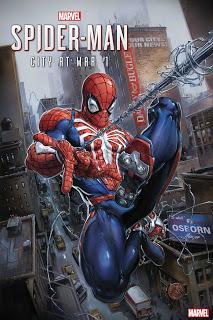 MARVEL'S SPIDER-MAN : CITY AT WAR #1