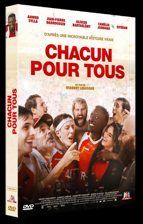 CHACUN POUR TOUS (Concours) 3 DVD à gagner