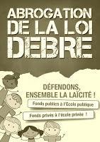 Education : la loi Debré est-elle compatible avec la loi 1905 ?