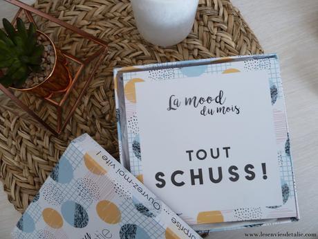Tout Schuss ! My Sweetie Box mars 2019