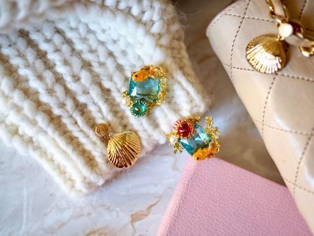 Sélection shopping : la tendance des bijoux coquillages