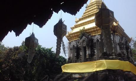 Temples et pagodes de Chiang Mai