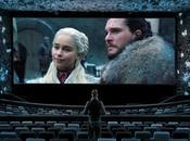 Game Thrones premier épisode saison diffusé cinéma