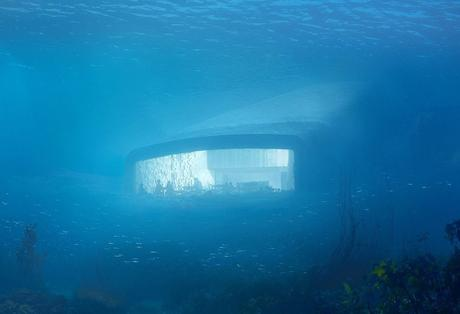 Under : le premier restaurant sous-marin d'Europe ouvre ses portes