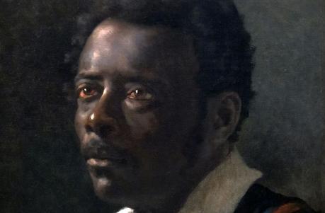 Etude d'homme d'après le modèle de Joseph, Théodore Géricault, vers 1818-1819, huile sur toile