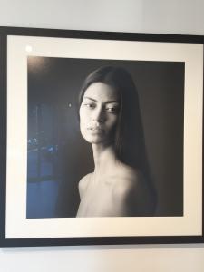 Galerie Lelong & Co  exposition  Jean-Baptiste Huynh « WOMAN-portraits de la beauté- jusqu'au 11 Mai 2019