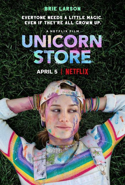Première bande annonce VF pour Unicorn Store de et avec Brie Larson