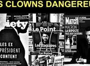 Macron, clown dangereux (619ème semaine politique)