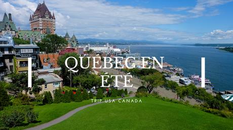 Québec été Summer