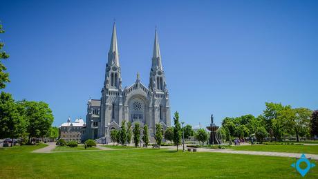 basilique sainte anne de beaupré