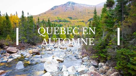 Québec automne fall