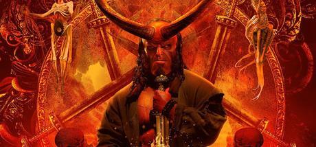 Affiche IMAX pour Hellboy de Neil Marshall