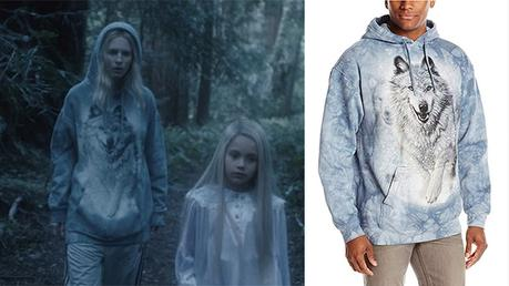 THE OA : Prairie her mysterious wolf hoodie in the second season