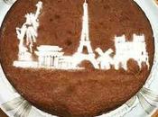 Reine Saba, gâteau chocolat