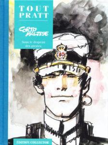 Corto Maltese, sous le drapeau des pirates (Hugo Pratt) – Editions Altaya – 12,50€