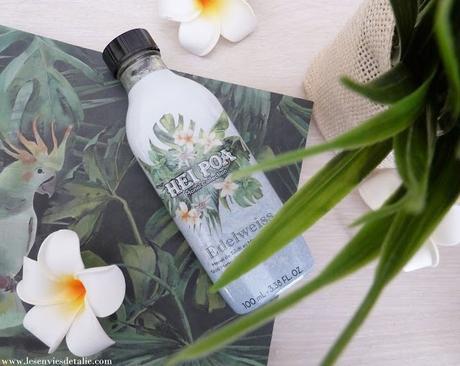 Monoï de Tahiti Edelweiss Hei Poa, un goût de paradis !