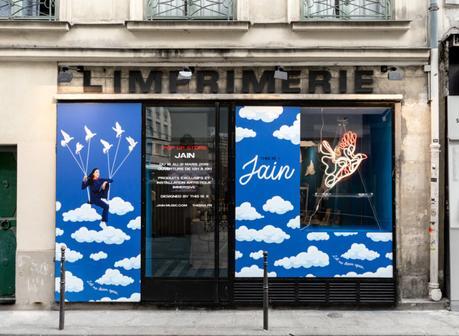 L'Univers Pop de la Chanteuse Jain s'installe à Paris