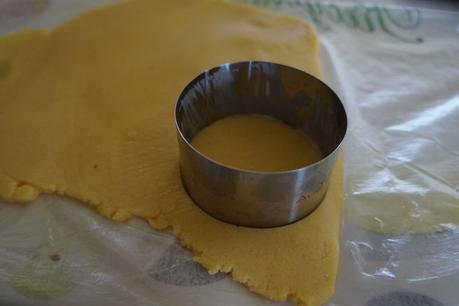Tartelettes Fraises et citron, tout simplement... (Pâte de E.Kayser)