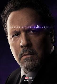 Avengers : Endgame : Posters des personnages !