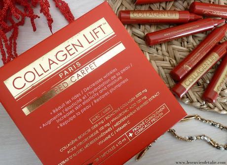 Booster sa beauté de l'intérieur avec Collagen Lift Paris