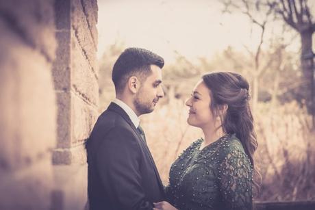 Séance photo fiançailles à Castres