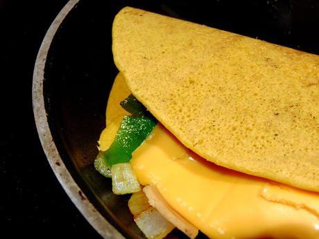 Omelette western
