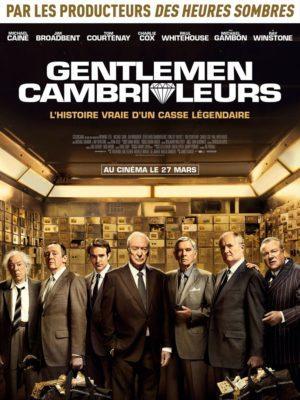Gentlemen Cambrioleurs (2019) de James Marsh