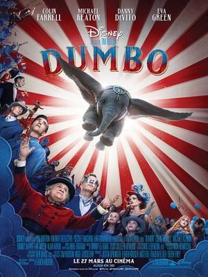 Dumbo (2019) de Tim Burton