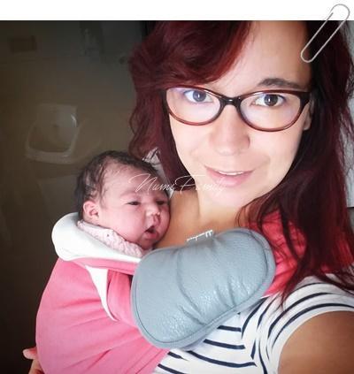 Quels moyens de portage physiologiques choisir pour un nouveau né ? { Portage physio #19 }
