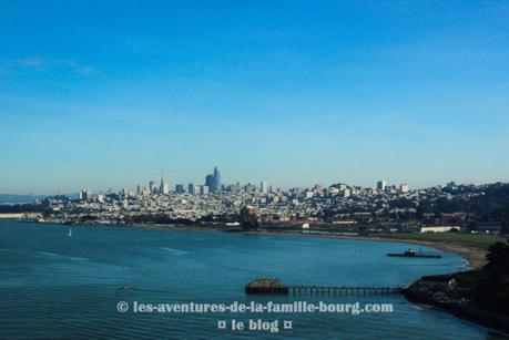 {San Francisco} Traverser le Golden Gate Bridge à pied