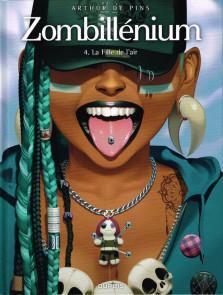Zombillénium (tome 4): La fille de l'air d'Arthur Pins