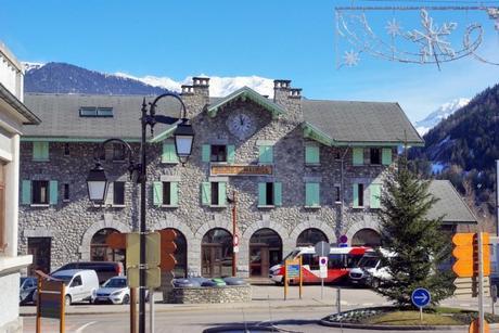 La gare de Bourg-Saint-Maurice © French Moments