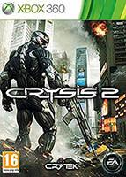 Jaquette de l'édition Xbox 360 du jeu vidéo Crysis 2