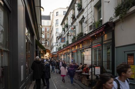 Dans les rues du quartier Latin