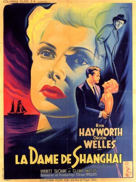 La Dame de Shanghaï (1948) de Orson Welles