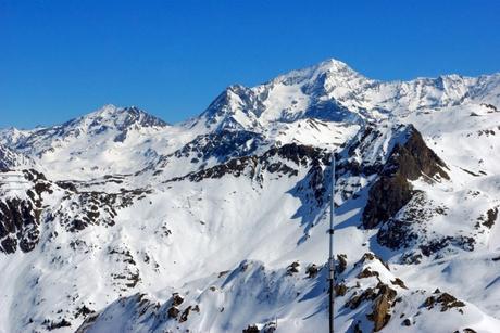 L'Aiguille Rouge et le mont Pourri vus de la Grande Rochette © French Moments