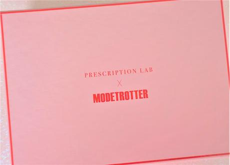 Box Prescription Lab X Modetrotter : grande classe