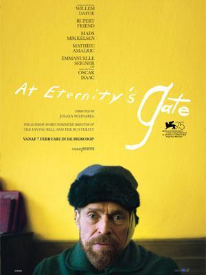 At Eternity's Gate (2019) de Julian Schnabel