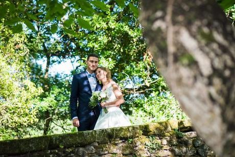 Anne-Laure & Thomas Mariage à la Cavalerie