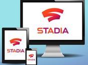 Stadia Google lance dans jeux vidéo fait choses moitié