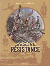 Les enfants de la Résistance, Tomes 1 à 5